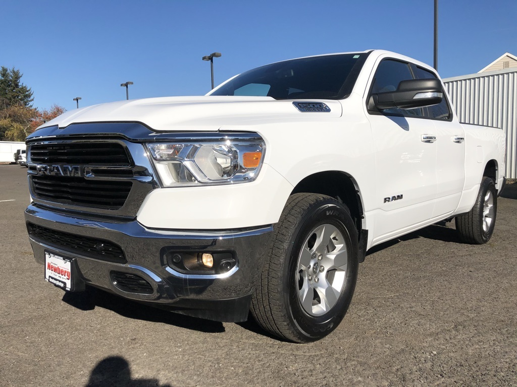 Certified Pre-Owned 2019 Ram 1500 Big Horn 4WD, Certified, 1-Owner, HEMI V8, Clean Carfax