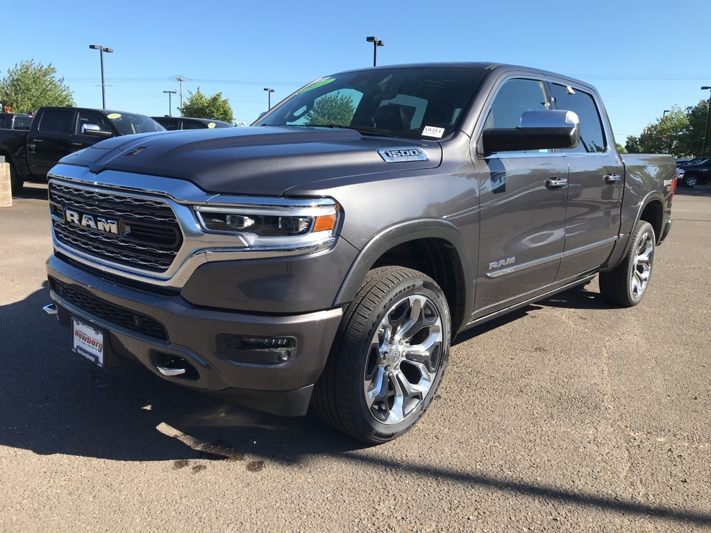All New Dodge Ram Truck 2019 >> New 2019 Ram 1500 Limited Crew Cab 4x4 5 7 Box