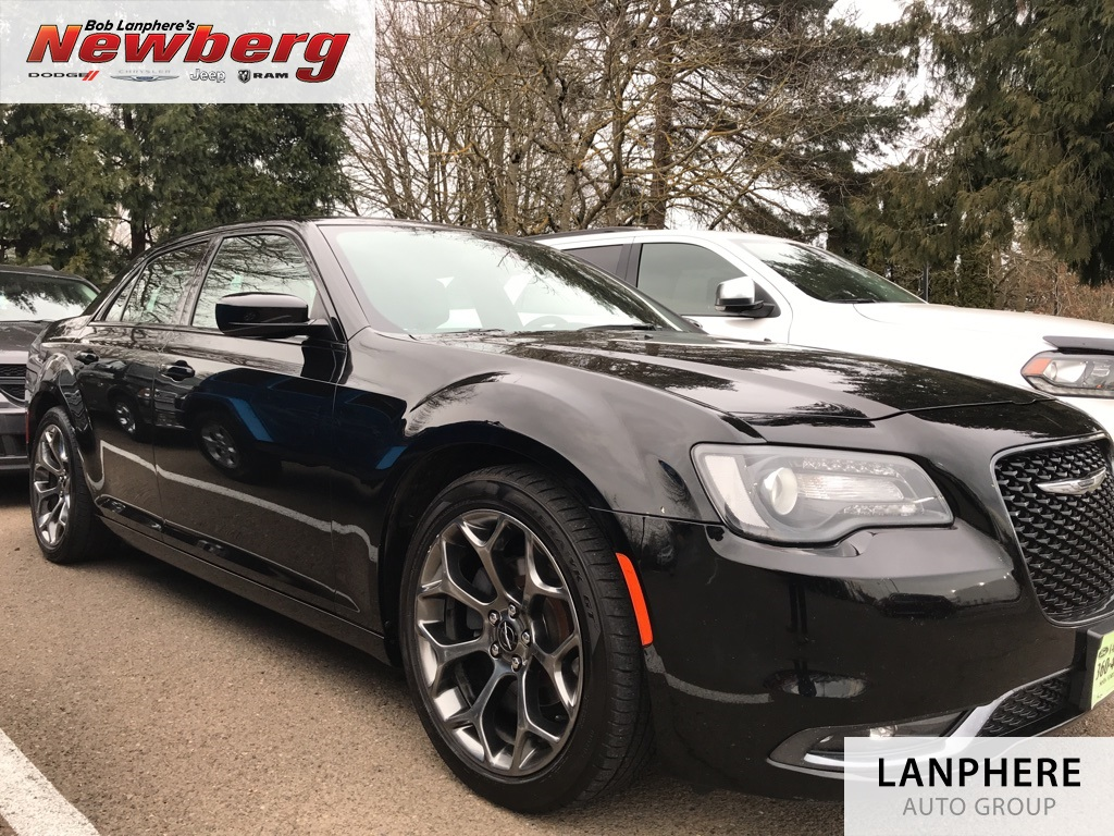 Pre-Owned 2016 Chrysler 300 S One Owner, Leather, Sport, Beats Audio!