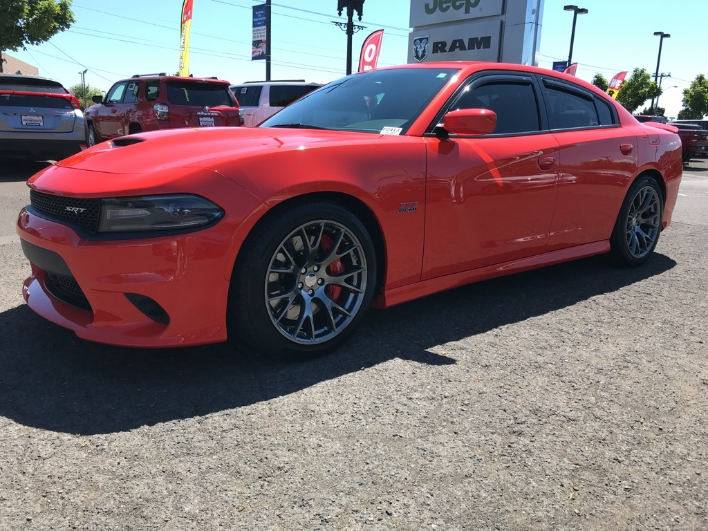 Used Dodge Charger Newberg Or