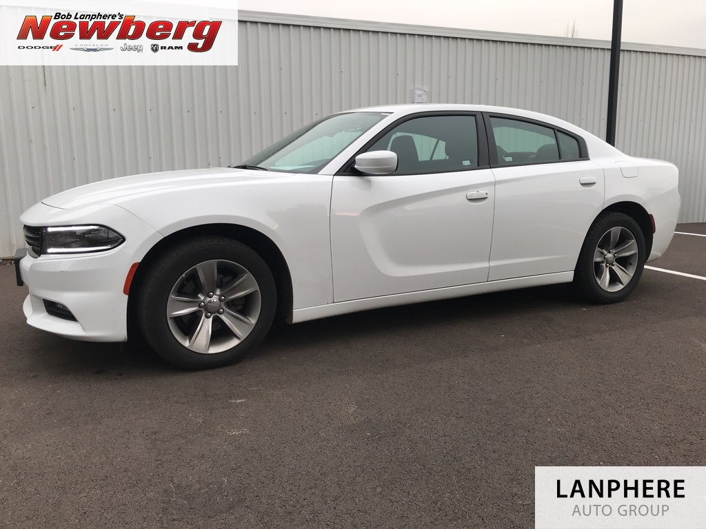 Certified Pre-Owned 2018 Dodge Charger SXT Plus, Park Assist, Back Up Camera, Heated Seats!
