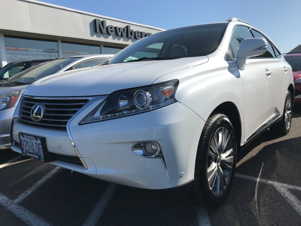 Pre-Owned 2013 Lexus RX 350 AWD, Clean Carfax, Sunroof, Navigation!