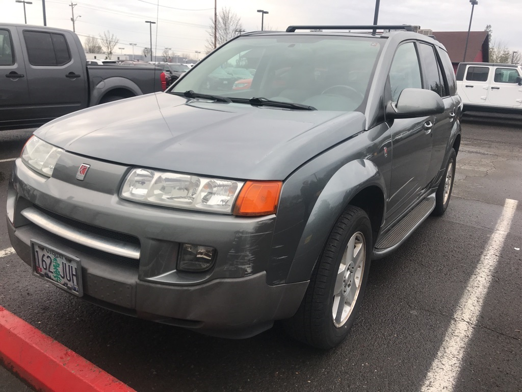 Pre-Owned 2005 Saturn VUE V6 Leather, DVD, Roof Rack, Running Boards