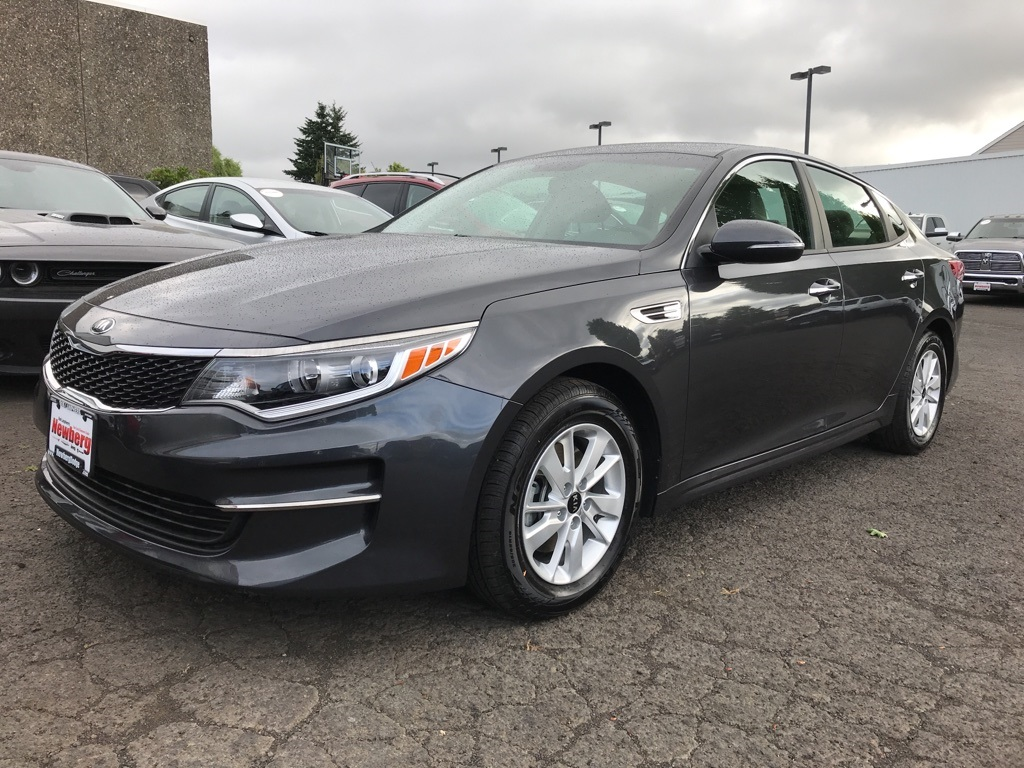 Pre-Owned 2017 Kia Optima LX Clean Carfax, 1-Owner, Factory Warranty!