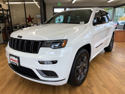 New 2020 JEEP Grand Cherokee Limited X Tinted Windows, XPEL Clear Kit