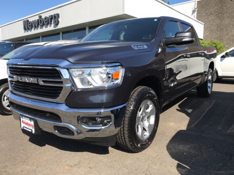 Certified Pre-Owned 2019 Ram 1500 Big Horn/Lone Star New-Body Crew Cab HEMI