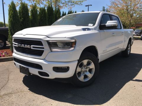 New 2019 RAM All-New 1500 Big Horn/Lone Star 15% OFF MSRP!