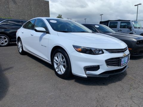 Pre-Owned 2016 Chevrolet Malibu LT 1LT, Clean Carfax, Warranty!