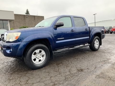 Pre-Owned 2006 Toyota Tacoma PreRunner Double Cab V6, Local Trade