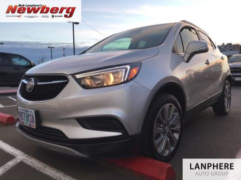Pre-Owned 2018 Buick Encore Preferred One Owner, Back Up Camera!