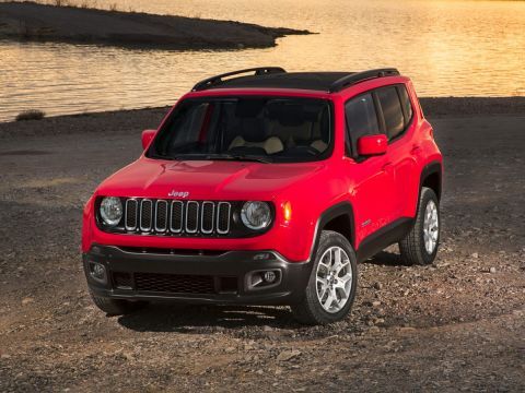 Certified Pre-Owned 2017 Jeep Renegade Sport Clean Carfax, One Owner!